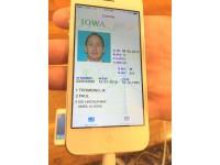 Смартфон заменит водительские права