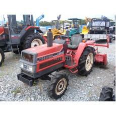 Трактор Yanmar F20D