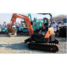 Экскаватор Hitachi EX20U-3