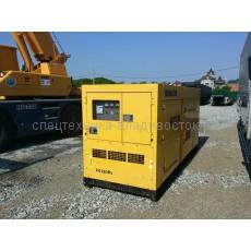 Дизель генератор Komatsu EG220BS-3