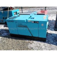 Сварочный генератор Denyo TLW-450SSWI 18kVA
