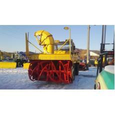 Снегоуборочная машина NICHIYU HTR-401